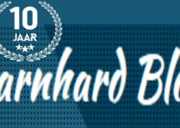10 Years Barnhard BLOG!