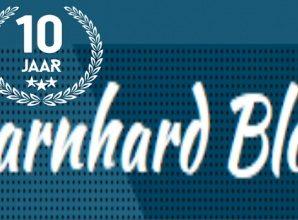 10 Years Barnhard BLOG!
