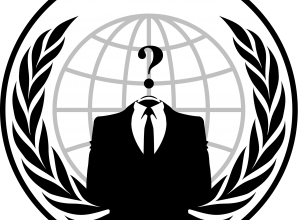 Anonymous declared war on Trump, and then disappeared