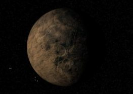 Bummer … Barnard's Star is likely barren