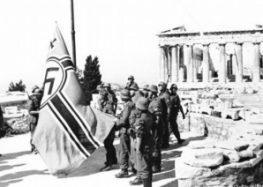 De schuldenoorlog van Duitsland en Griekenland