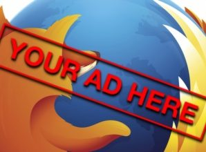 Firefox skipt privacy voor advertenties
