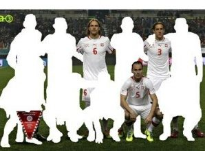 Funny fact of the Swiss Soccer Team