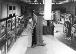 How Ross Perot saved some bits of ENIAC