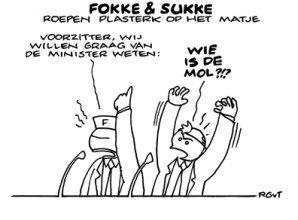 Plasterk Motie van Wantrouwen – Wie was nou niet ingelicht?