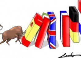Spaanse schuld is spaanse griep voor de rest