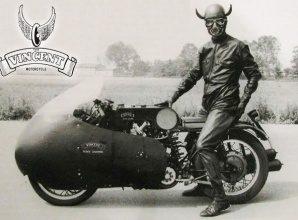 Vincent Motorcycles & 1952 Vincent Black Lightning