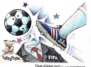 Will FIFA's Blatter lose?