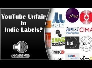 Youtube verkoopt zijn ziel aan labels?