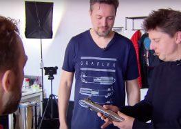 De koning van replica-lightsabers uit Rotterdam