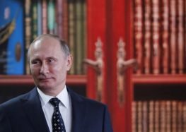 Putin Is No Partner on Terrorism