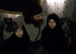 Syrian man who filmed his daughters being sent on suicide mission killed