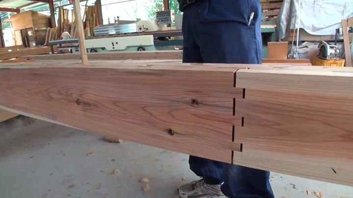 Traditional Japanese Wood Joinery Is An Act Of Art Barnhard Blog
