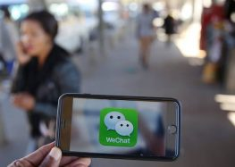 With WeChat, Chinese Take Censorship Abroad, Study Says