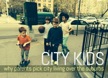 Kids and the city: how do you build the perfect space for children?