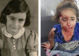 Anne Frank Today Is a Syrian Girl