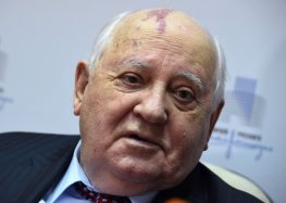 Mikhail Gorbachev: 'It Looks as if the World Is Preparing for War'