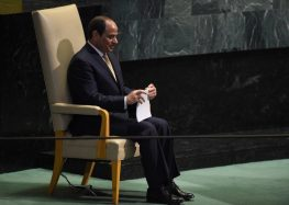 Why 2017 is the year Sisi will sink