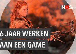 250 mensen werkten 6 jaar lang aan de Nederlandse game Horizon Zero Dawn, een me…