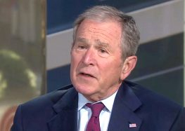 George W. Bush opens up on Trump's war with the media, Russia and travel ban