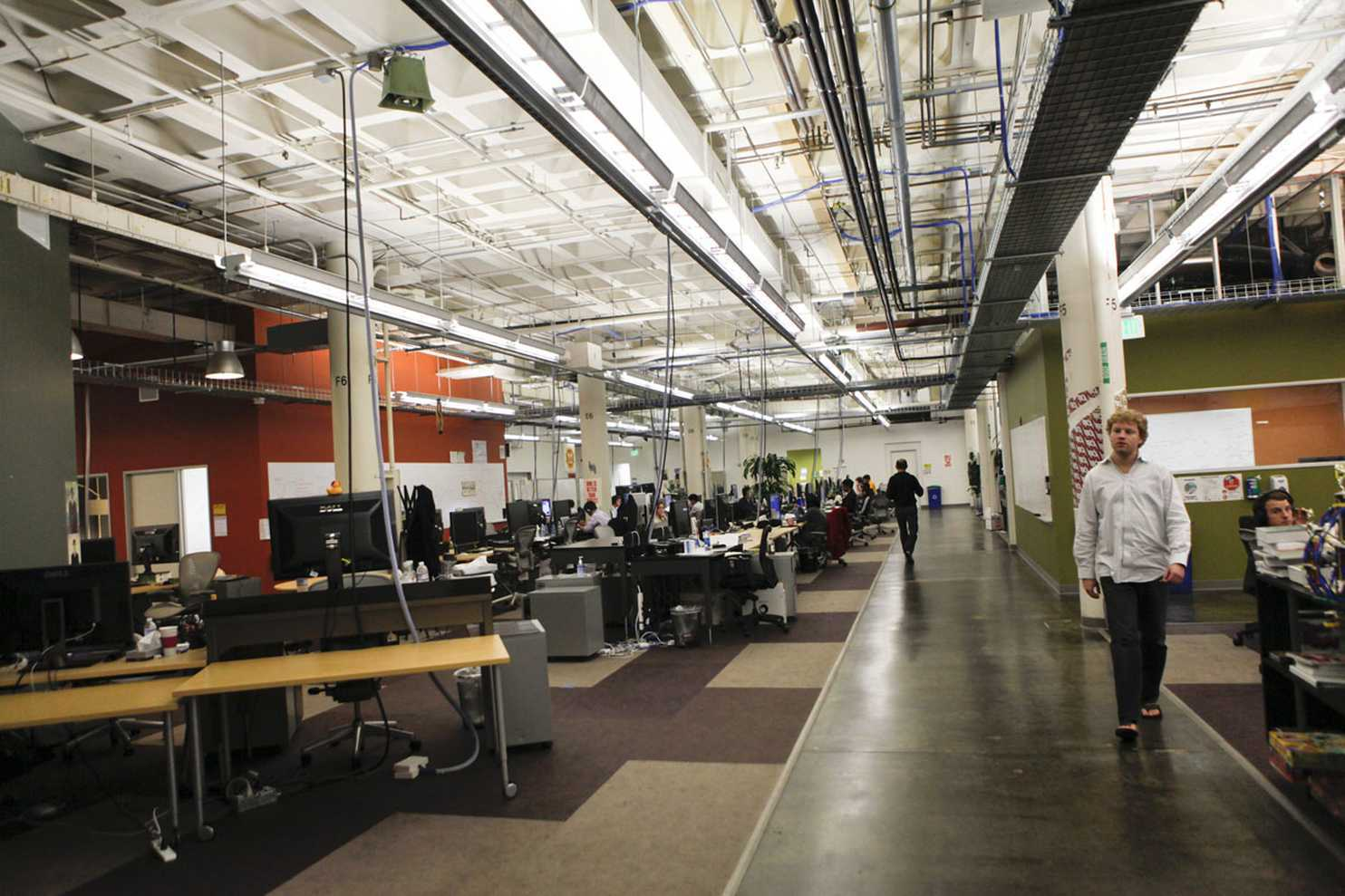 office trend. The Open-office Trend Is Destroying Workplace. Office C