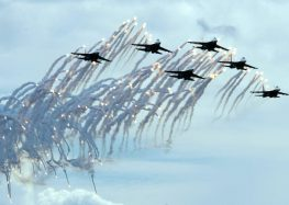 Putin orders Russian air force to prepare for 'time of war'