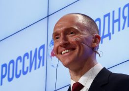 In a reversal, former Trump campaign adviser Carter Page now says he did have contact with Russia