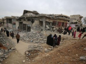 While the world focused on London, 230 Iraqis may have died in air strikes in Mosul