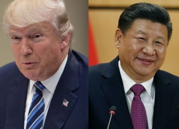 Like Trump, the Chinese leader is pushing a political system to its limits