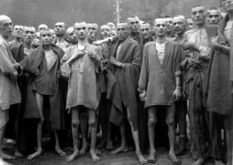Secret documents reveal allied forces knew about Holocaust long before they discovered Nazi camps