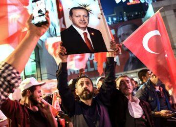 Turkey's democracy died today