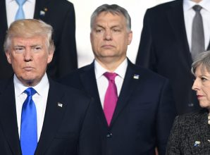 At NATO Headquarters, Trump Fails Another Leadership Test