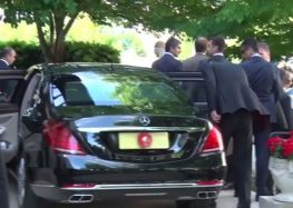 New footage from different angle: It seems Erdogan (inside the car) directly ord…