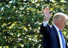 The Trump Presidency Falls Apart