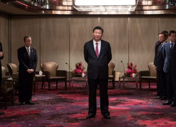All the signs that China's Xi Jinping is planning on a third term