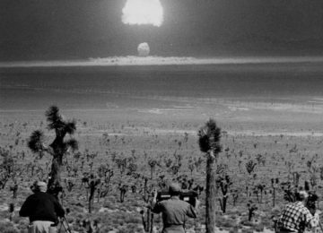 Computer Models Show What Exactly Would Happen To Earth After A Nuclear War