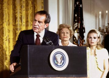 Russian collusion is worse than Watergate. Worse than Iran-Contra. Worse than Lewinsky.