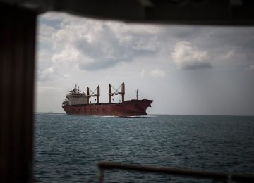 Ships fooled in GPS spoofing attack suggest Russian cyberweapon