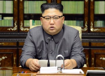 Aides warned Trump not to attack North Korea's leader personally before his fiery U.N. address