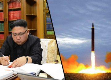 Kim Jong-Un's 'Nuke Target' Revealed And 265,000 People Could Die