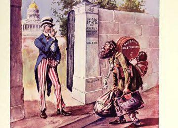 The Ram's Horn: Frank Beard's Cartoons Save America (1890s) – Flashbak