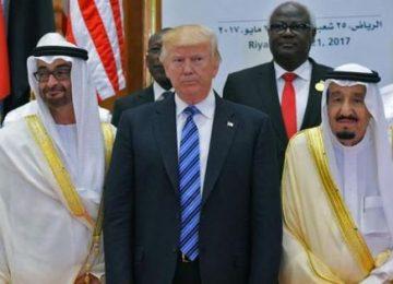 United Arab Emirates and Saudi Arabia Threaten U.S. Interests And Mideast Peace With Attack On Qatar