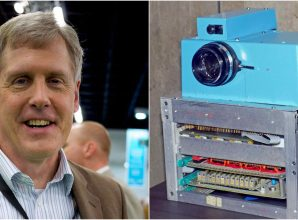 A young engineer invented the first digital camera for Kodak in 1975 but was pressured to keep it hidden