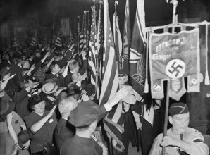 In the 1930s, thousands of American Nazis hailed George Washington as the 'first fascist'