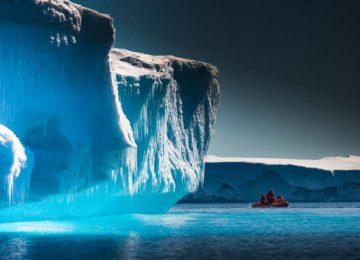 Monstrous Source Of Heat Powering Antarctica's Volcanoes Finally Identified