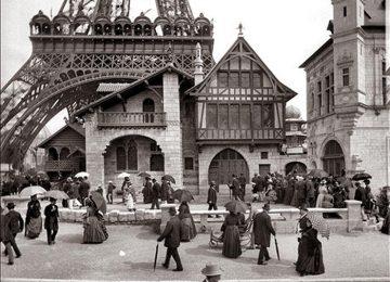 Unrecognizable Paris: The Monuments that Vanished