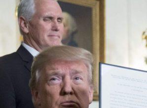 Armageddon? Bring it on: The Evangelical force behind Trump's Jerusalem speech