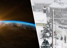 Plummeting Temperatures Could Send World Into 'Mini Ice Age'