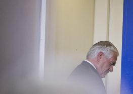 Rex Tillerson Gets Fired the Day After He Criticized Russia