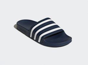 Fun fact! Rotterdammers dragen vaker slippers dan Amsterdammers